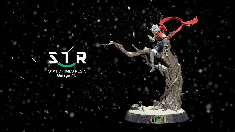 Image of [Pre-Order]Naruto STR Kakashi Resin Statue