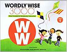 Image of Teachers Edition Grade 5, Grade 6, Grade 7, Grade 8, Wordly Wise