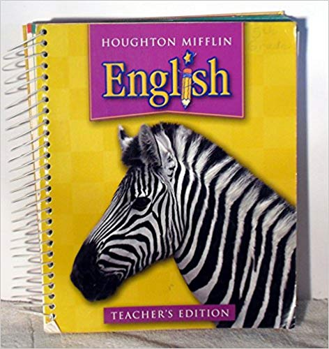 Image of Grade 5  Teacher Edition-Houghton Mifflin English: