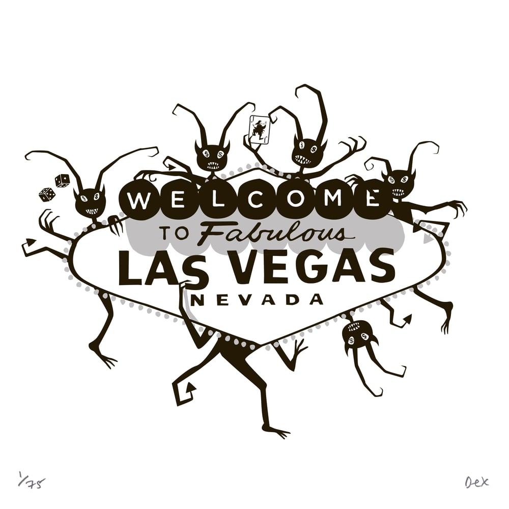 Image of Vegas Hates Me