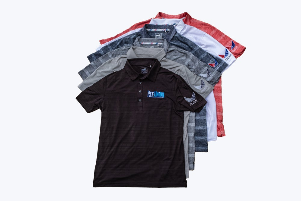 Image of Ref Union Performance Polo