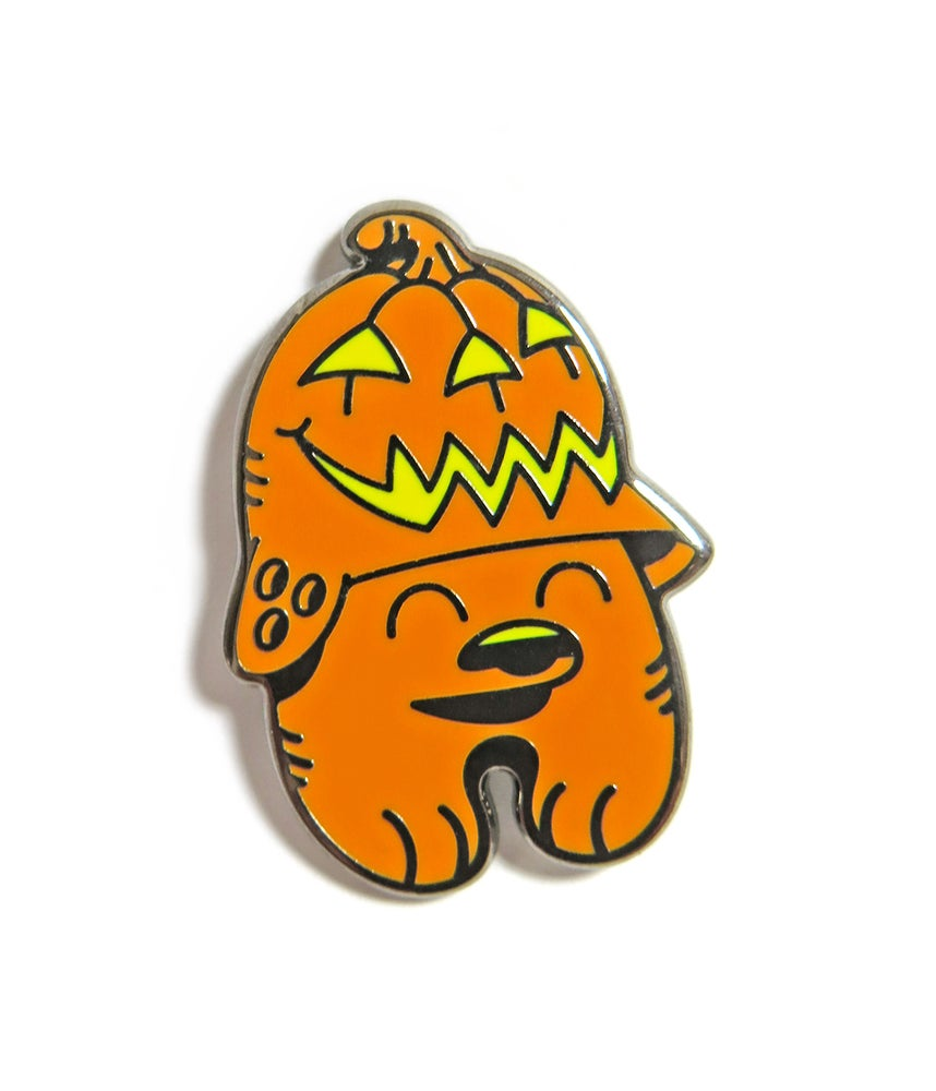 Image of Pumpkin Trooper / pin