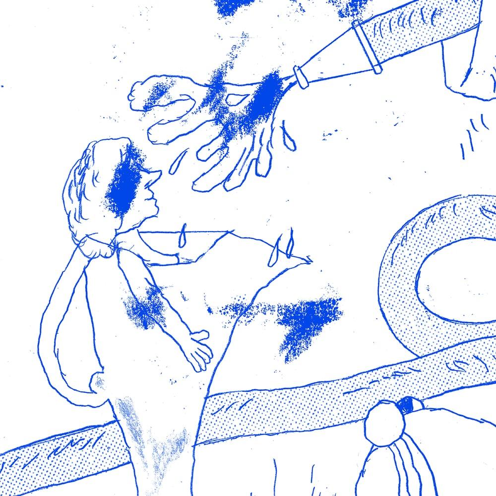 Image of PEEPHOLE (poster 01)