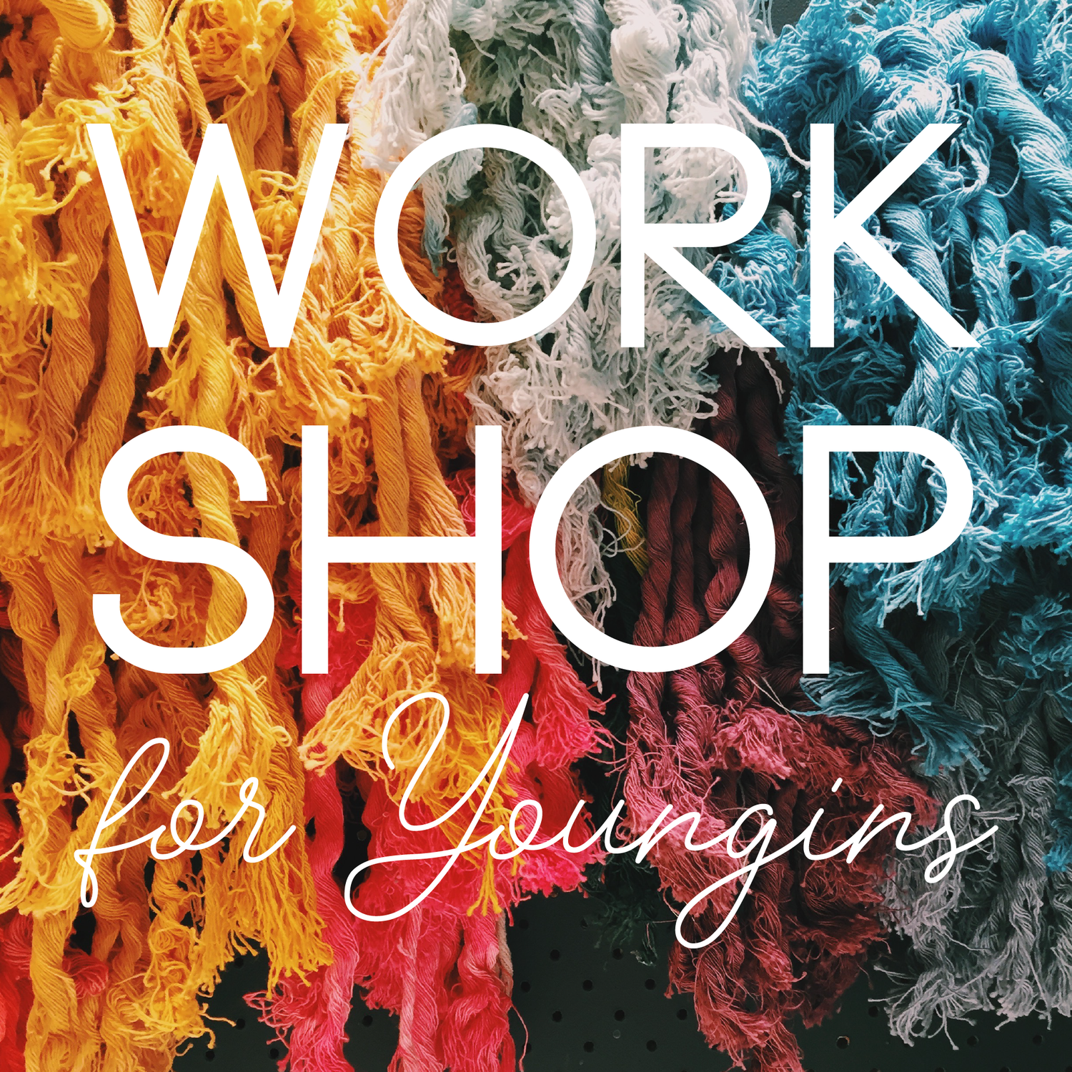 Image of Weaving Workshop for Youngins, October 6 2019