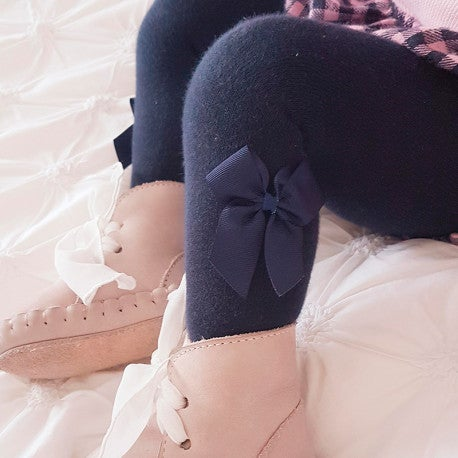 Image of Bow tights