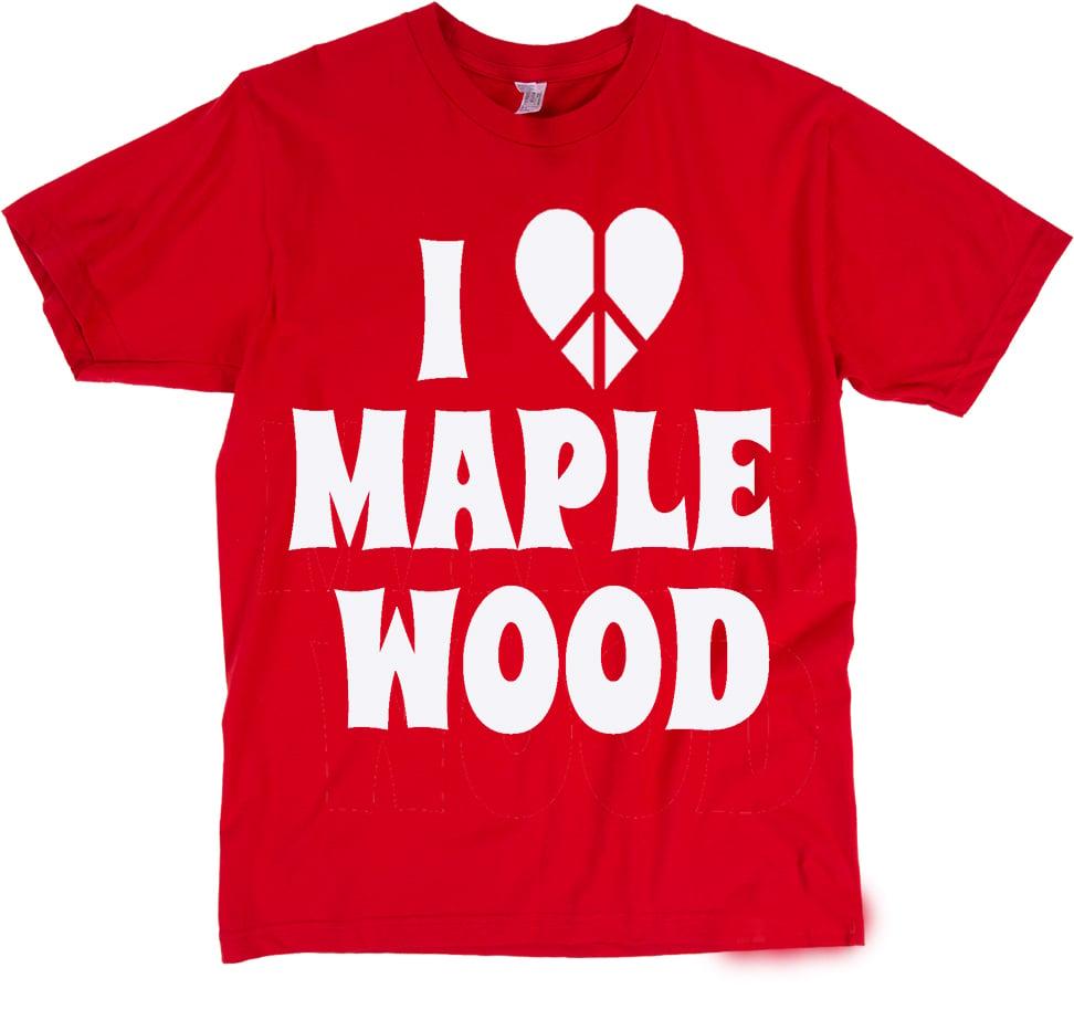 Image of I HEART MAPLEWOOD