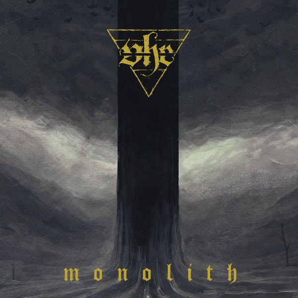 "Image of VERHEERER ""monolith"" CD"