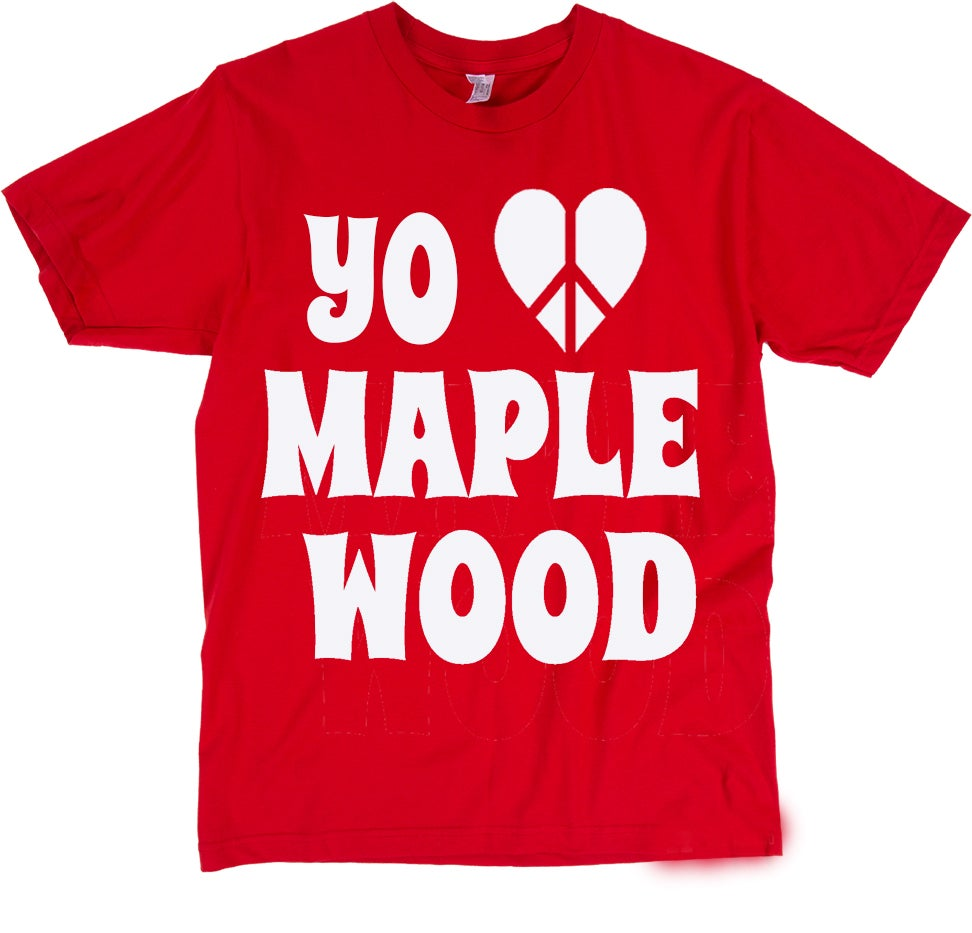 Image of YO HEART MAPLEWOOD