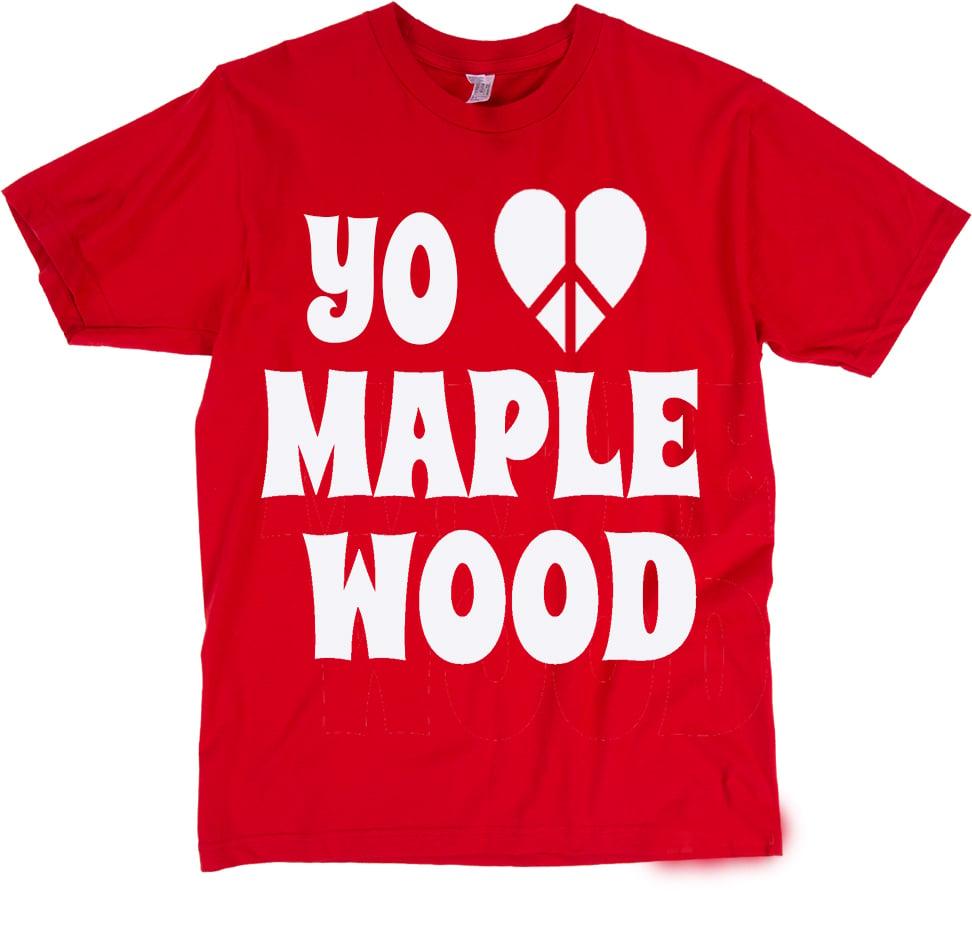 Image of YO HEART MAPLEWOOD