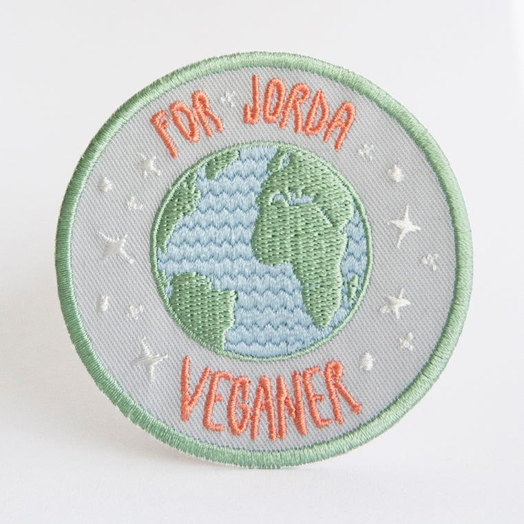 Image of Veganer for jorda