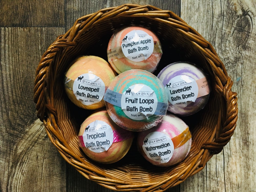 Image of Bath Bombs