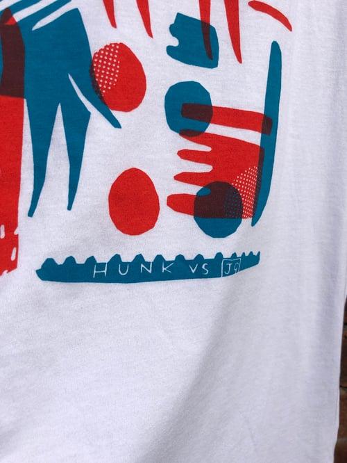 Image of James Green X Hunk T-Shirt