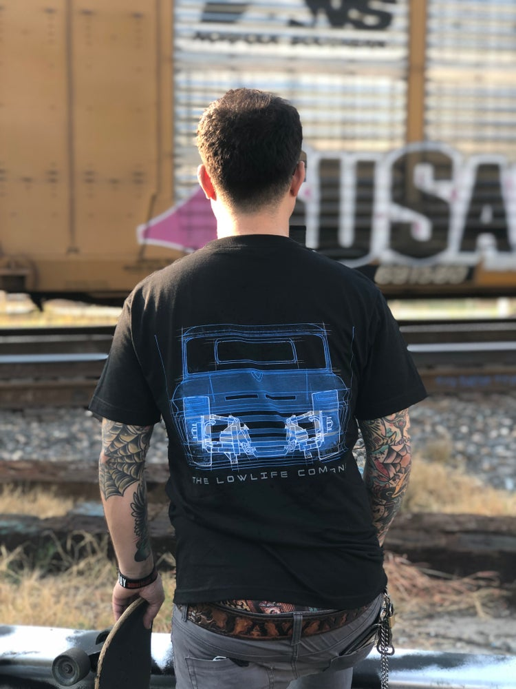 Image of  C10 Blueprint tee
