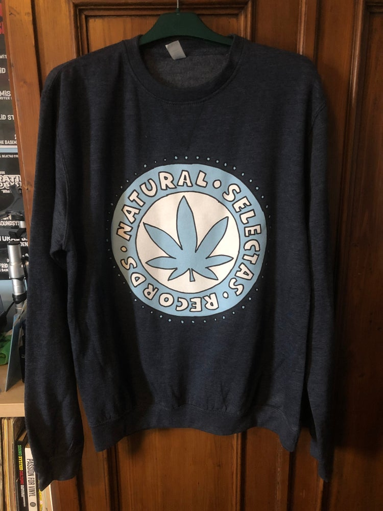 Image of Natural Selectas Records 'Herbalist' Sweatshirt