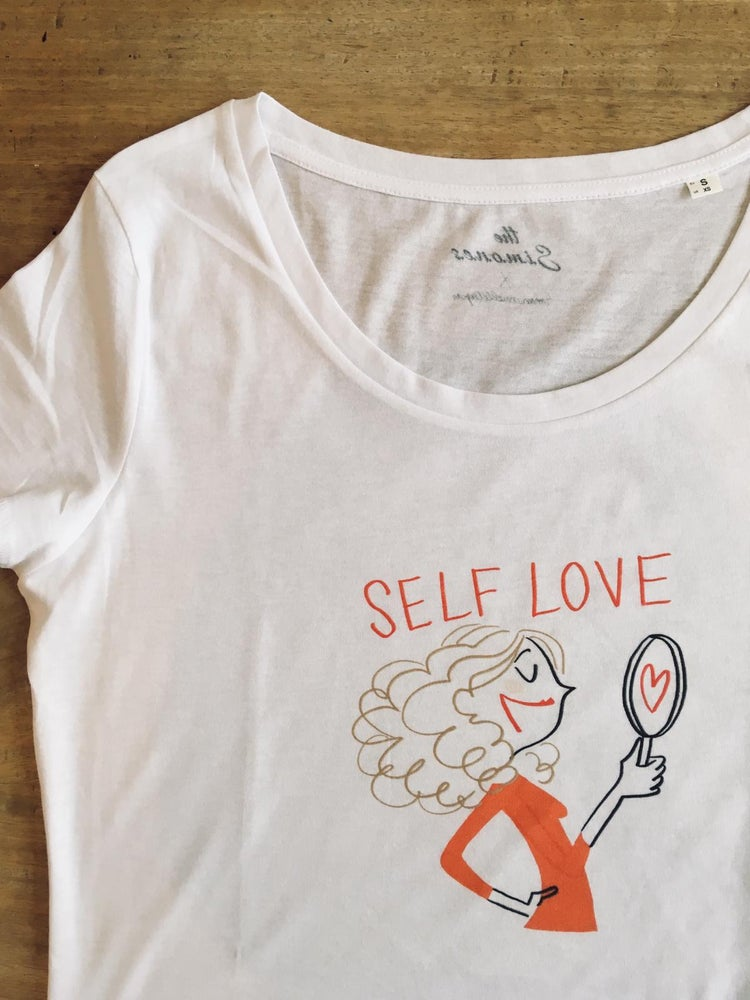Image of the simones X emmanuelle teyras - self love