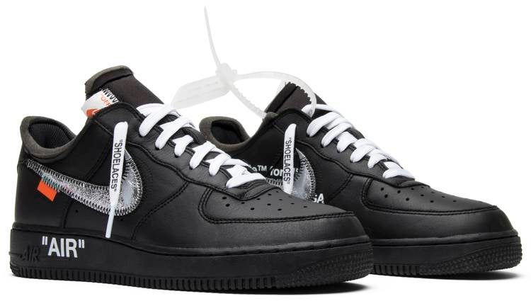 OFF-WHITE x Air Force 1 Low '07 'MoMA'