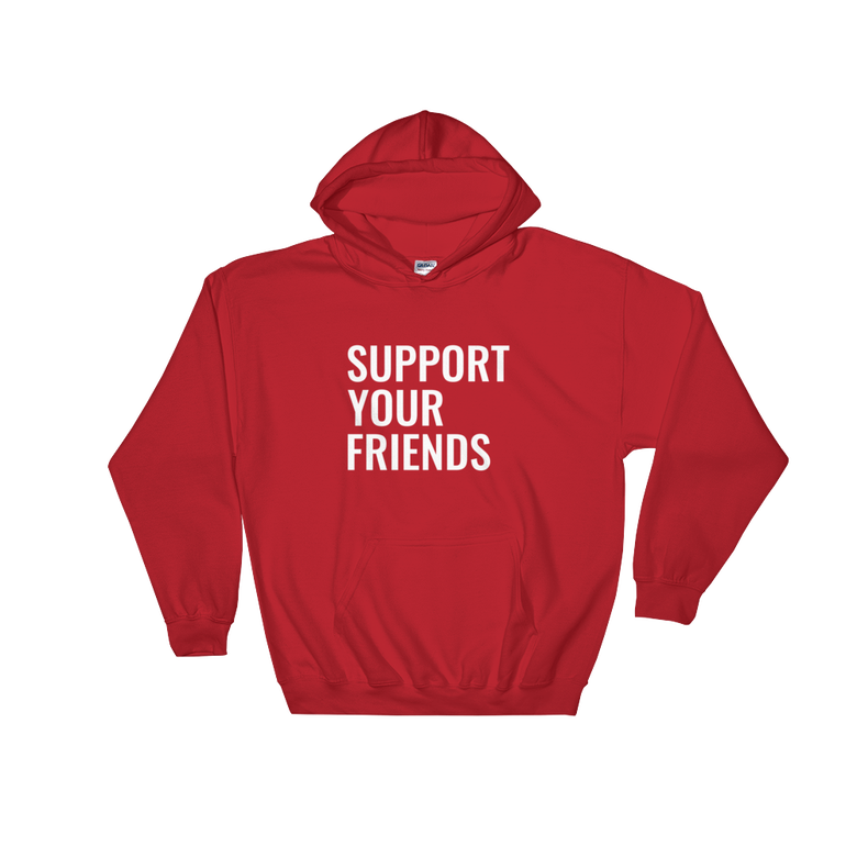 Image of SYF Hoodie - Red