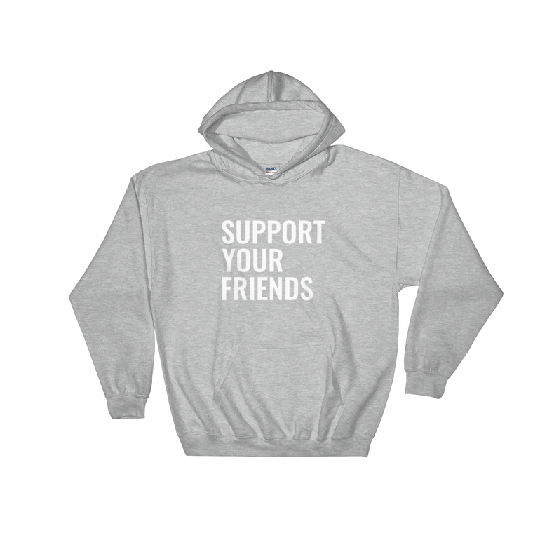 Image of SYF Hoodie - Gray