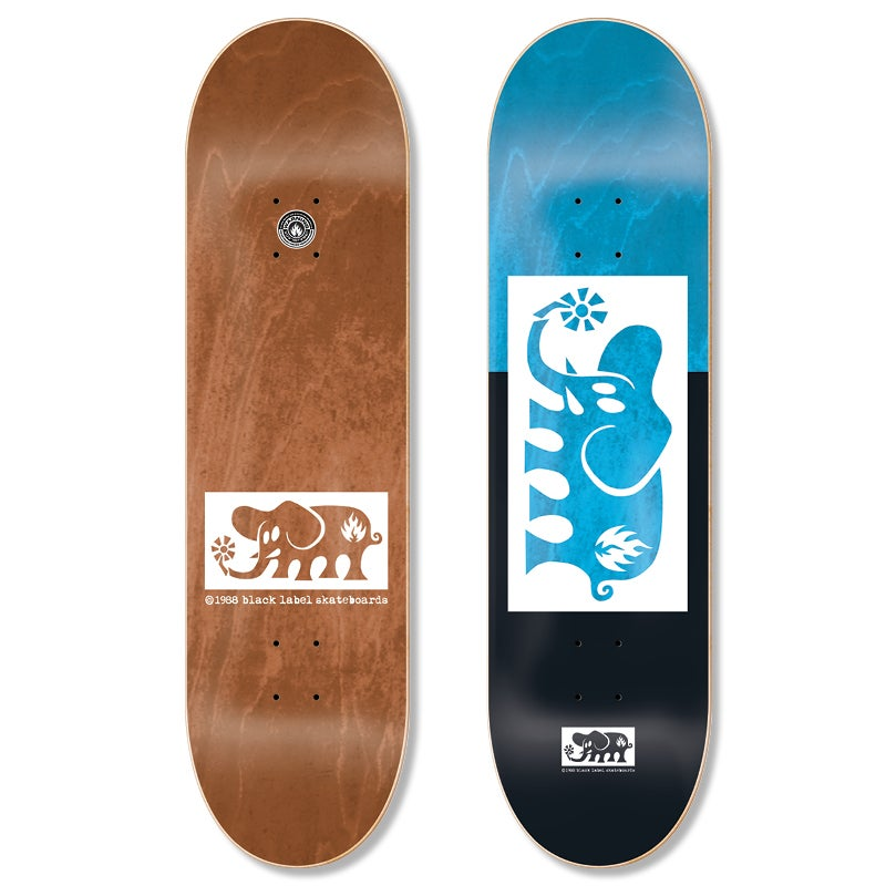 "Image of Elephant ""Block Out"" 8.5"" deck"