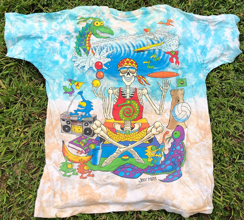 Image of Vintage Mars Beach size XL