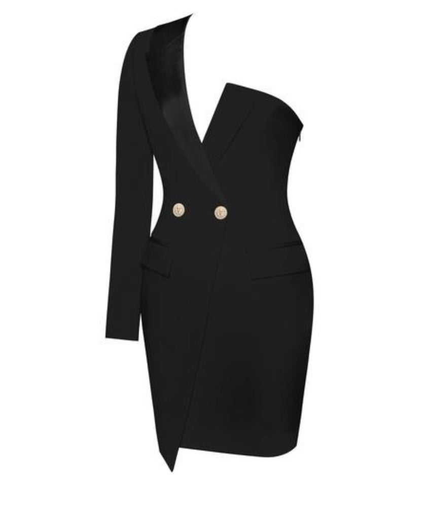 Image of Gwen Blazer Dress
