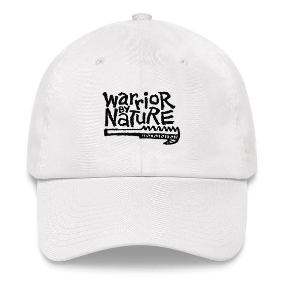 Image of Warrior By Nature Dad Hat