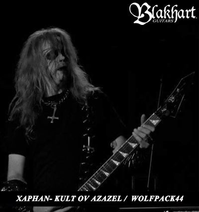 Image of INFIDELUS VK7 - BLAKBUCKER LOADED