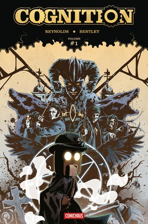 Image of Cognition Volume #1 (trade paperback)