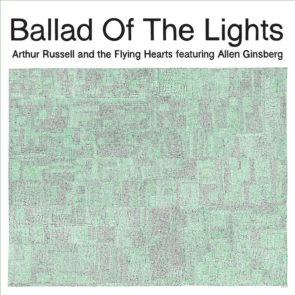 "Image of Allen Ginsberg - ""Ballad of the Lights"" Vinyl"