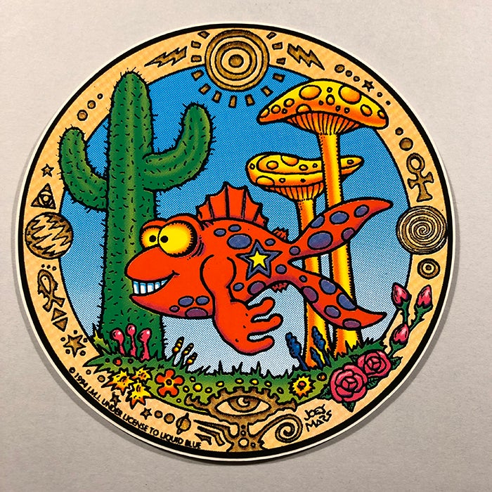 Image of Vintage Paleon Sticker
