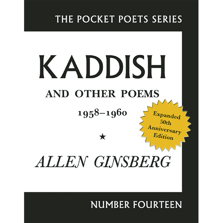 Image of Allen Ginsberg - Kaddish and Other Poems 1958-1960