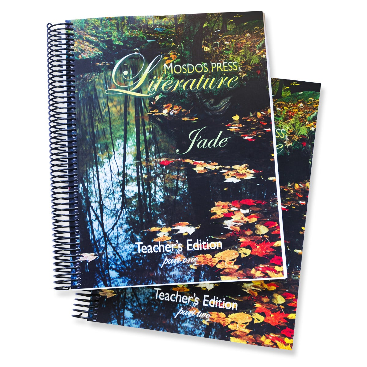 Image of 7th Grade-Teachers Edition-Mosdos Press Jade