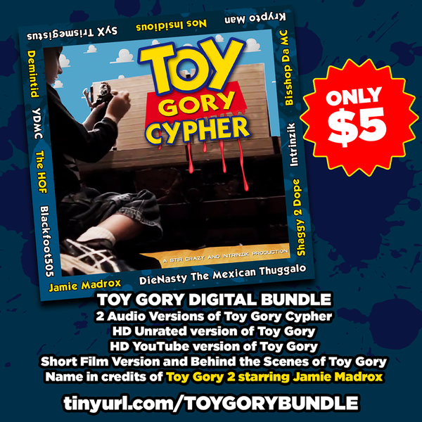 Image of TOY GORY - DIGITAL BUNDLE