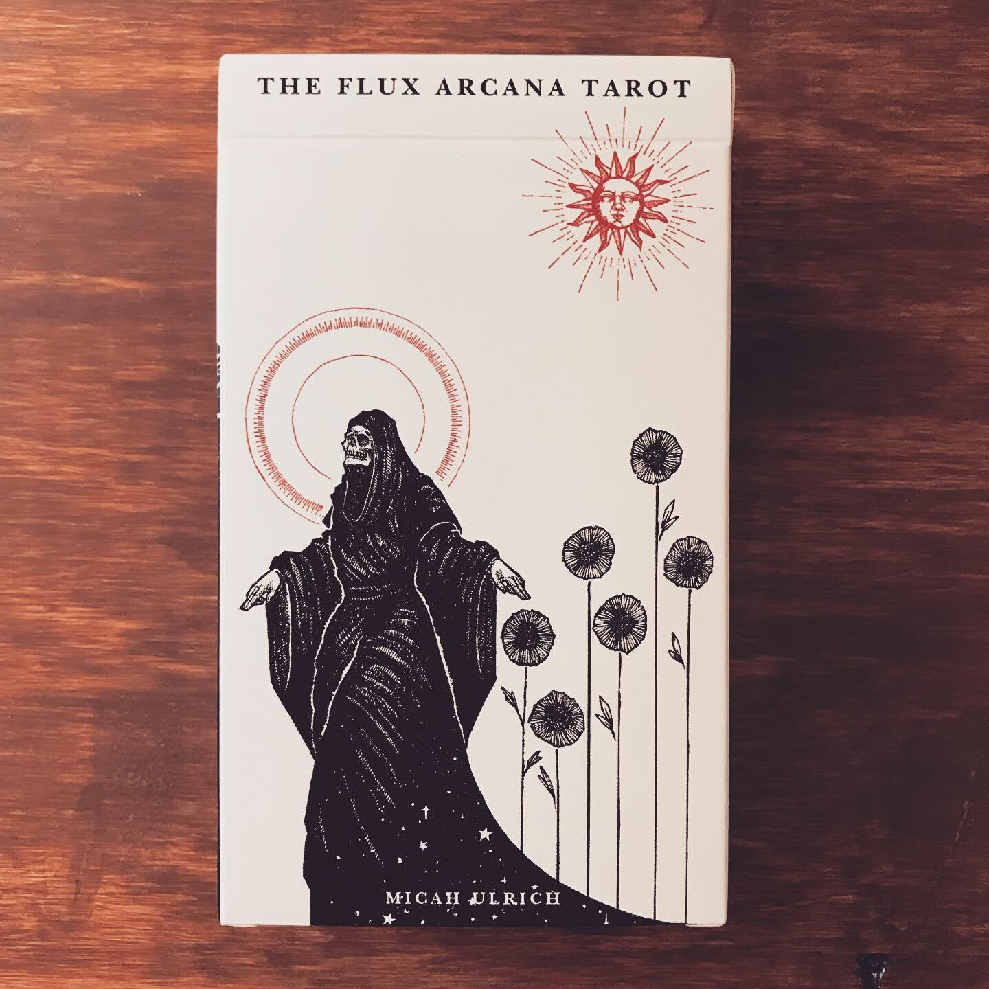Image of THE FLUX ARCANA - The Complete Deck