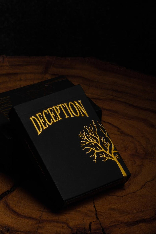 Image of Illusionary Luxury Playing Cards