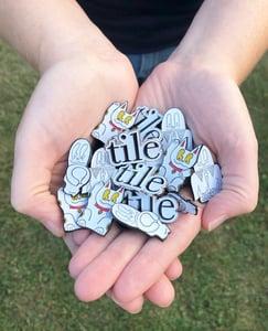Image of enamel pins