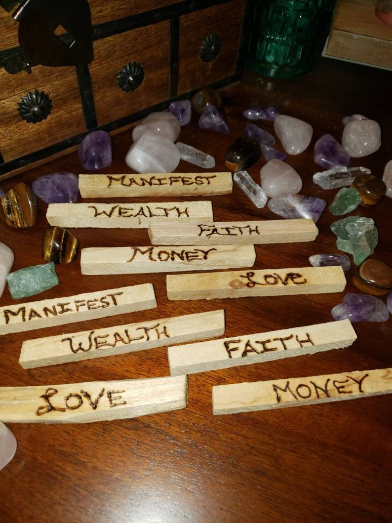 Image of Palo Santo | Holy Wood | Smudge Stick | Energy Cleansing | Positive Energy (Set of 3)