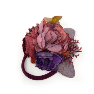 Image of Fall Flower Crown (Ready to Ship)