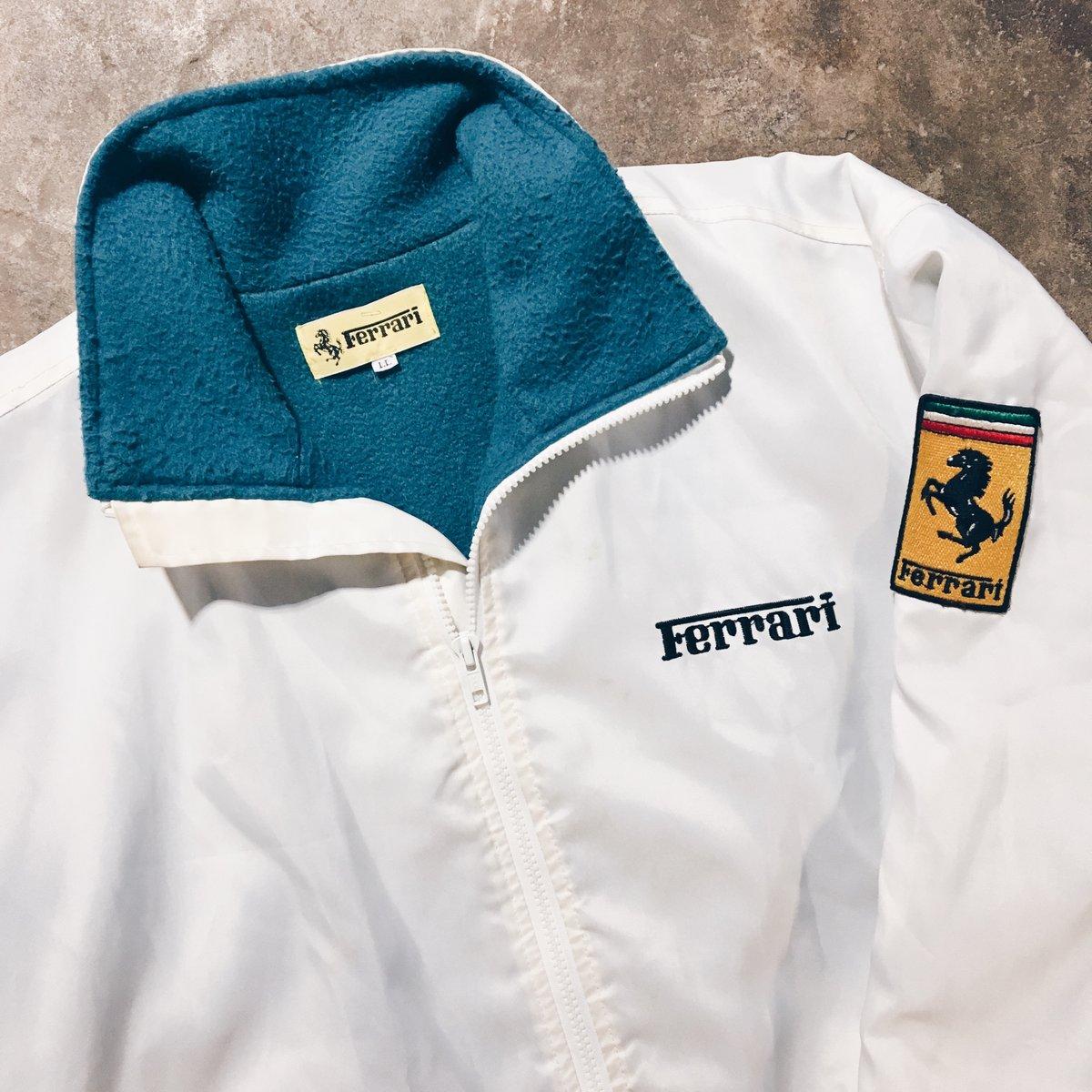 Image of Original 80's Ferrari Jacket.