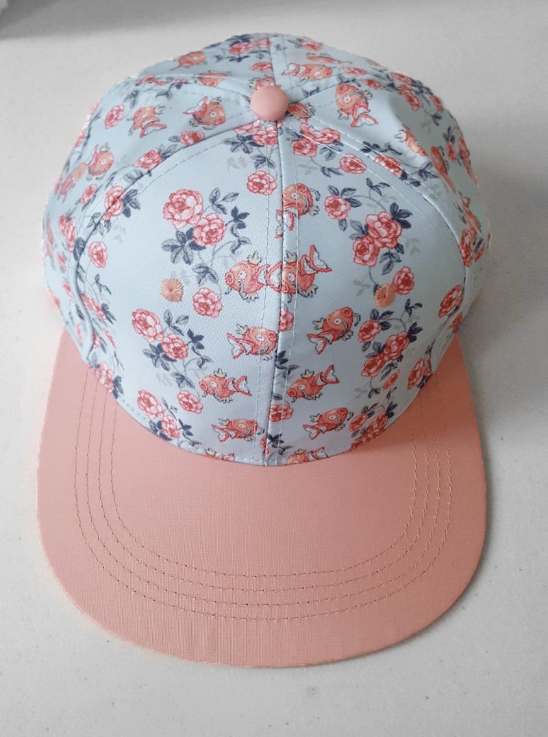 Image of Pixel Floral Magikarp Hat