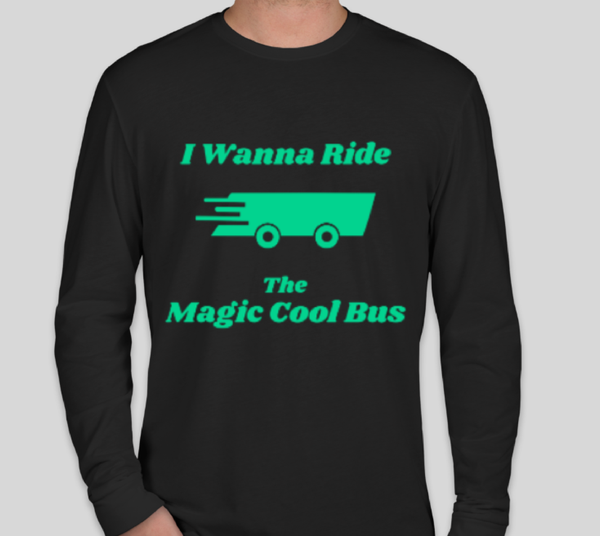 Image of Magic Cool Bus T-Shirt