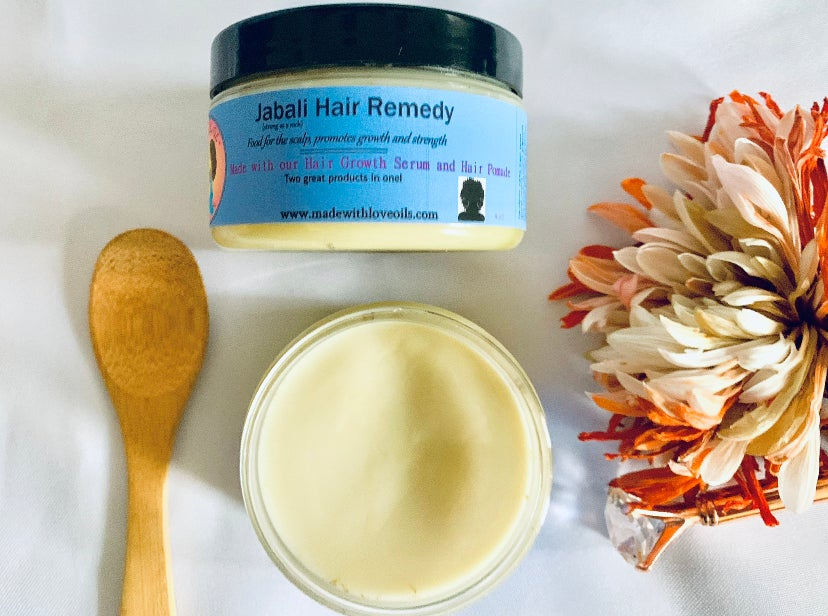 Image of Jabali Hair Remedy