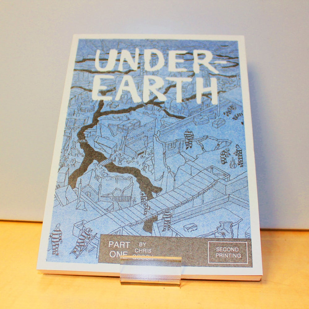 Image of Under-Earth PART 1