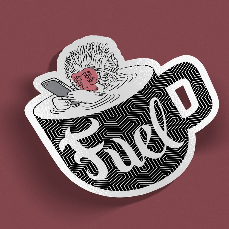 Image of Coffee is Fuel | Sticker