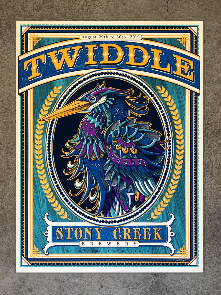 Image of Twiddle Branford Posters