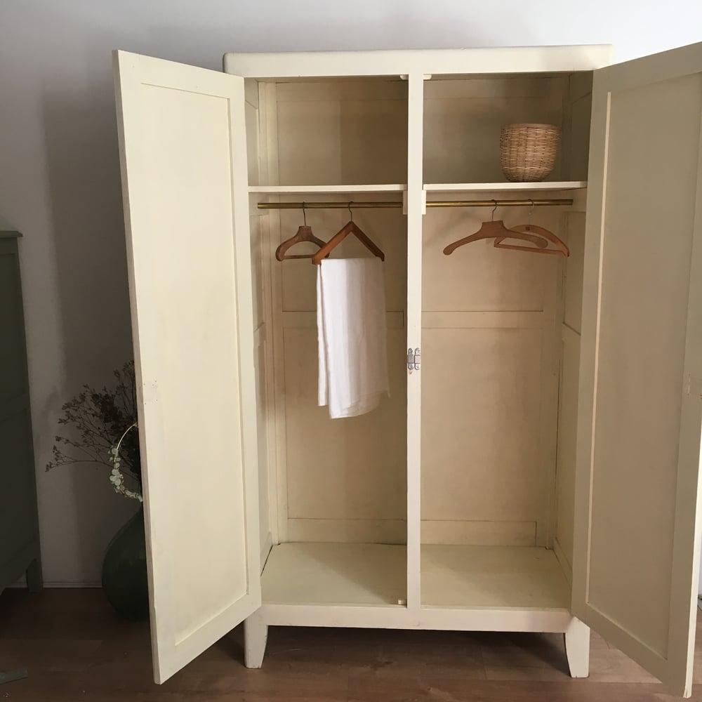 Image of Hermine, grande armoire / vestiaire