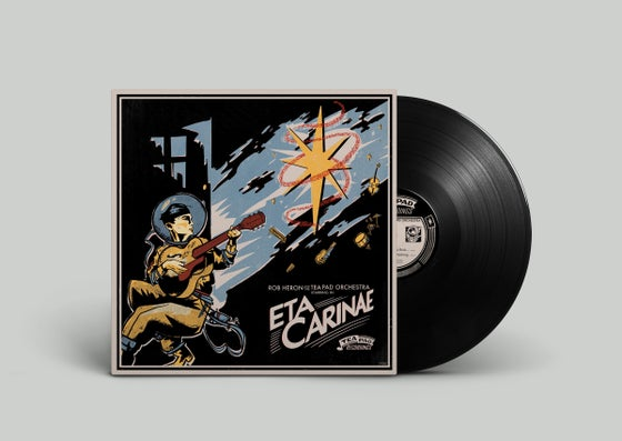 "Image of Eta Carinae (Limited Edition 10"" Vinyl EP)"