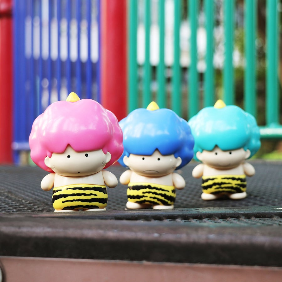 Image of GOROPIKODON SANRIO SOFT VINYL SERIES THREE FIGURE SET