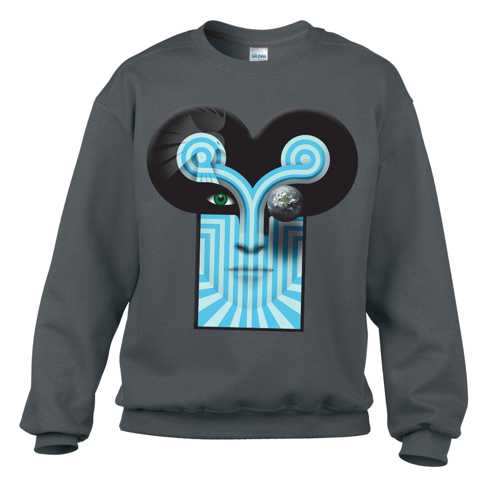 Image of WDAMB Sweatshirt (Charcoal)