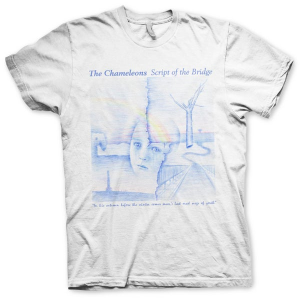 Image of Script of the Bridge T-Shirt